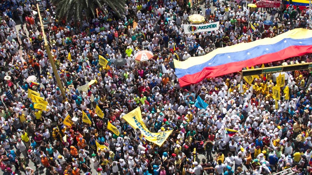 10 میلیارد دلار، تمام آن چه از ذخائر ونزوئلا باقی مانده است