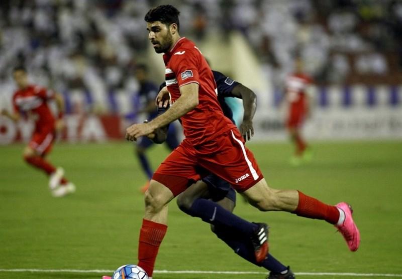 گزارش زنده/دقیقه83/ الهلال عربستان 0 - پرسپولیس ایران 0 / فرصت سوزی های طارمی مقابل سعودی ها