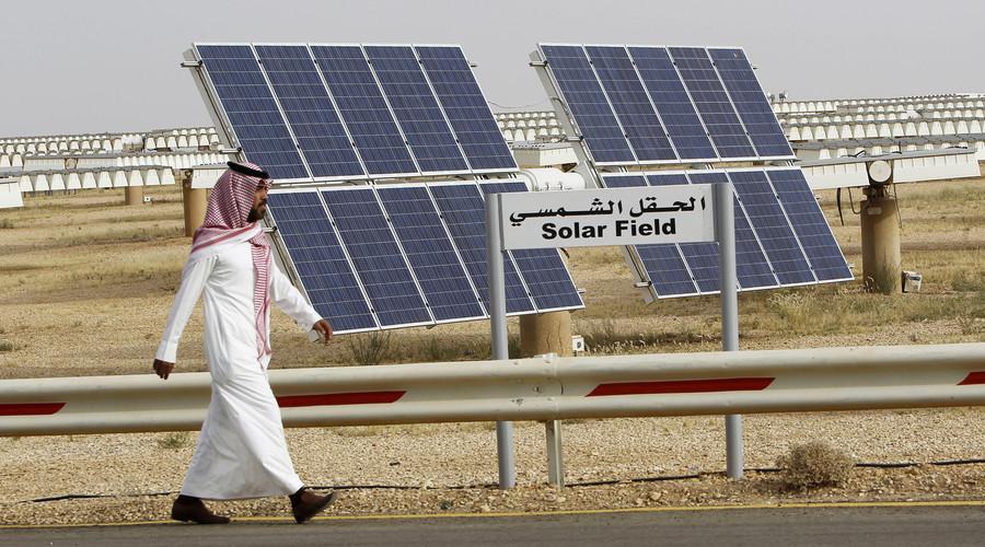 پروژه انرژی خورشیدی عربستان می تواند هزاران شغل ایجاد کند