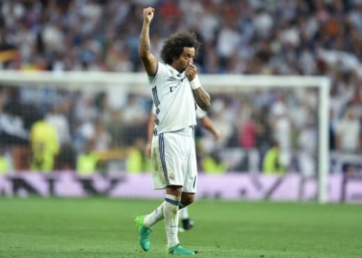 رئال مادرید2-والنسیا1؛ مارسلو ناجی زیدان،قهرمان برنابئو!