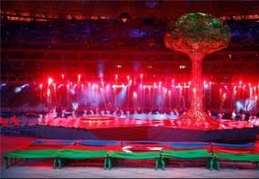 اختتامیه بازی های همبستگی اسلامی2017 باکو