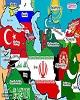 افزایش احتمال خروج قطر و بحرین از شورای همکاری خلیج فارس/ عضویت غیردائم کویت در شورای امنیت/ دیوارکشی اردوغان در مرز با ایران و عراق