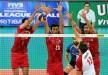 پیروزی بزرگ والیبال ایران مقابل لهستان از پشت لنز