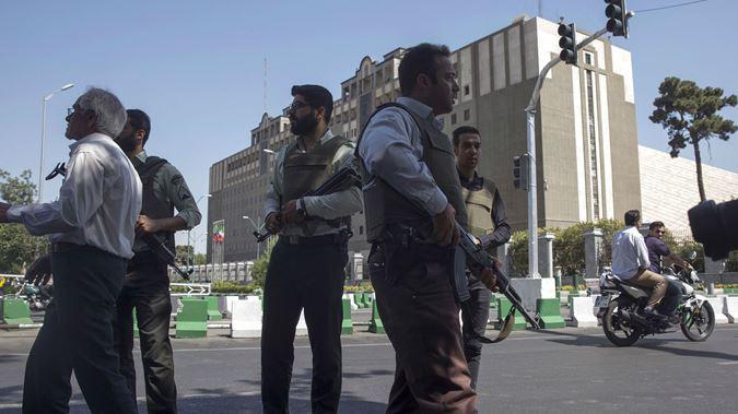 داعش در تهران