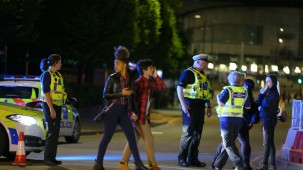 What happened in Manchester