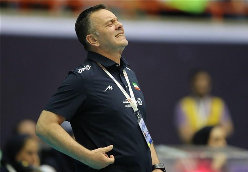 کولاکوویچ:صربستان بهتر ازما و شایسته برد بود