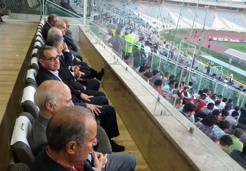 فدراسیون فوتبال از تمامی رؤسای فدراسیون پس از انقلاب تجلیل کرد