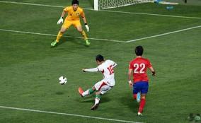 نوستالژی/گل فوقالعاده گوجی به کره جنوبی که منجربه صعودتیم ملی به جام جهانی 2014شد