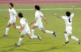 نوستالژی/گل محمدنصرتی به بحرین که منجربه صعودتیم ملی به جام جهانی2006آلمان شد