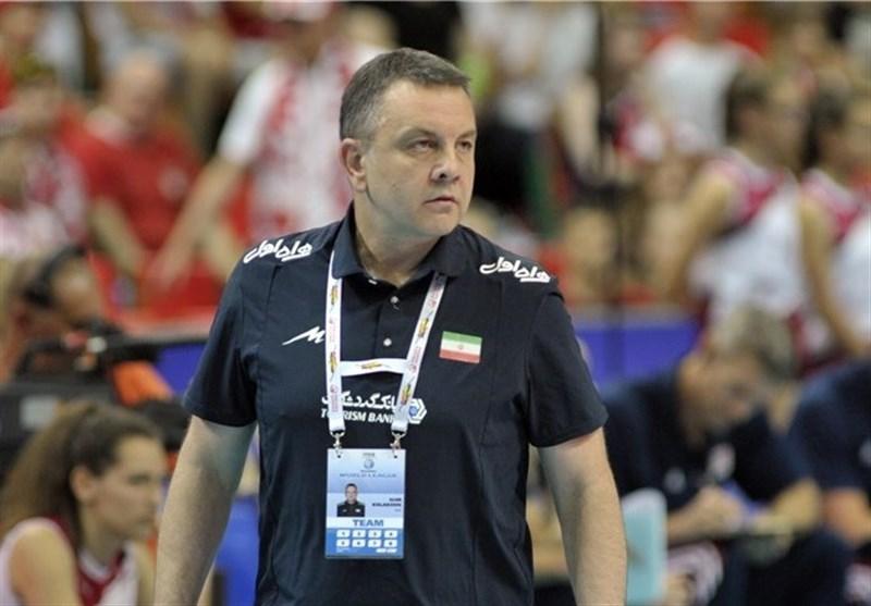 کولاکوویچ:تیم آمریکاشایسته این پیروزی بود/درضدحملات ضعیف عمل کردیم