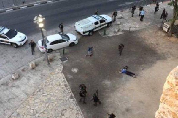 شهادت سه فلسطینی به ضرب گلوله صهیونیستها
