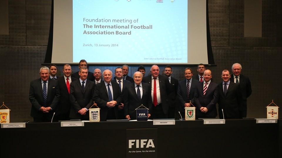 قوانین جدیدفوتبال و تغییرات جدیدبزودی اعلام می شود