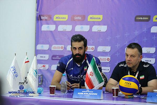 حمله کولاکوویچ به ستاره های مطرح والیبال ایران