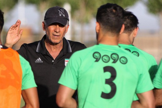 کی روش: بازی با ازبکستان حکم فینال جام جهانی را دارد