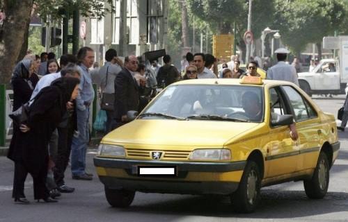 استارتآپ یک راننده تاکسی برای کمک به نیازمندان +عکس