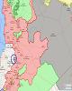 درگیری شدید میان «داعش» و «النصره» و فرار نیروهای داعش از حلب
