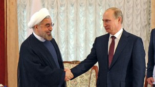 Russia And Iran Sign Oil-For-Goods Barter Deal; Escape Petrodollar