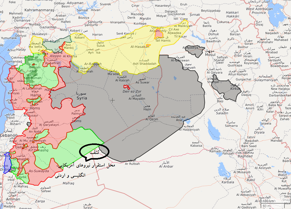 رایزنی آمریکا با روسیه برای بیرون راندن نیروهای ایرانی از جنوب سوریه!