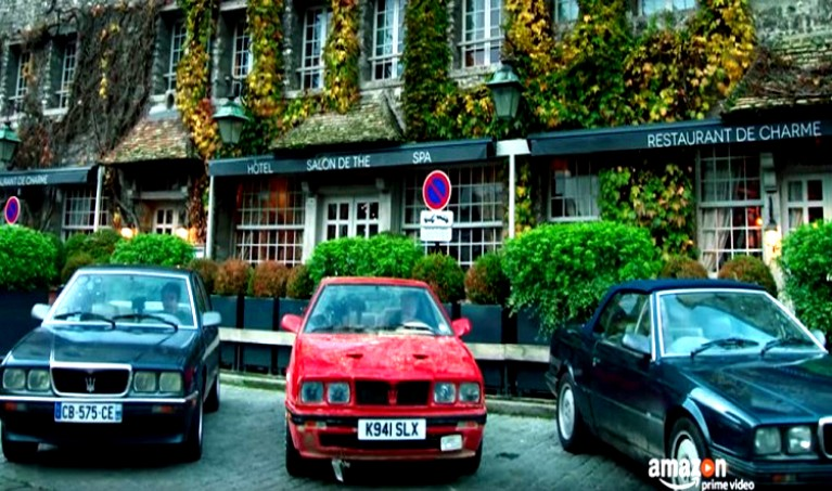ویدیو: رالی مازراتیهای قدیمی در فرانسه