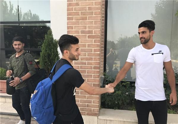 بازیکن استقلال به نفت تهران پیوست+عکس