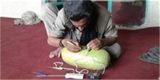 آیا تروریستها از هندوانه بمبگذاریشده استفادهمیکنند؟