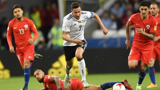 امشب شیلی - آلمان؛ فینال جام کنفدراسیون 2017
