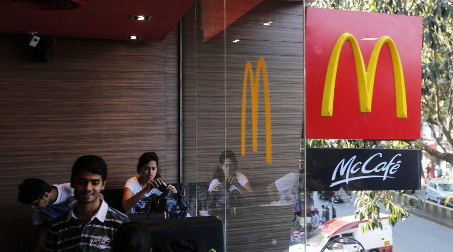 تعطیلی رستوران های مک دونالد در دهلی نو
