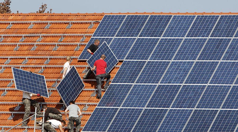 رکوردشکنی آلمان در استفاده از انرژی تجدیدپذیر