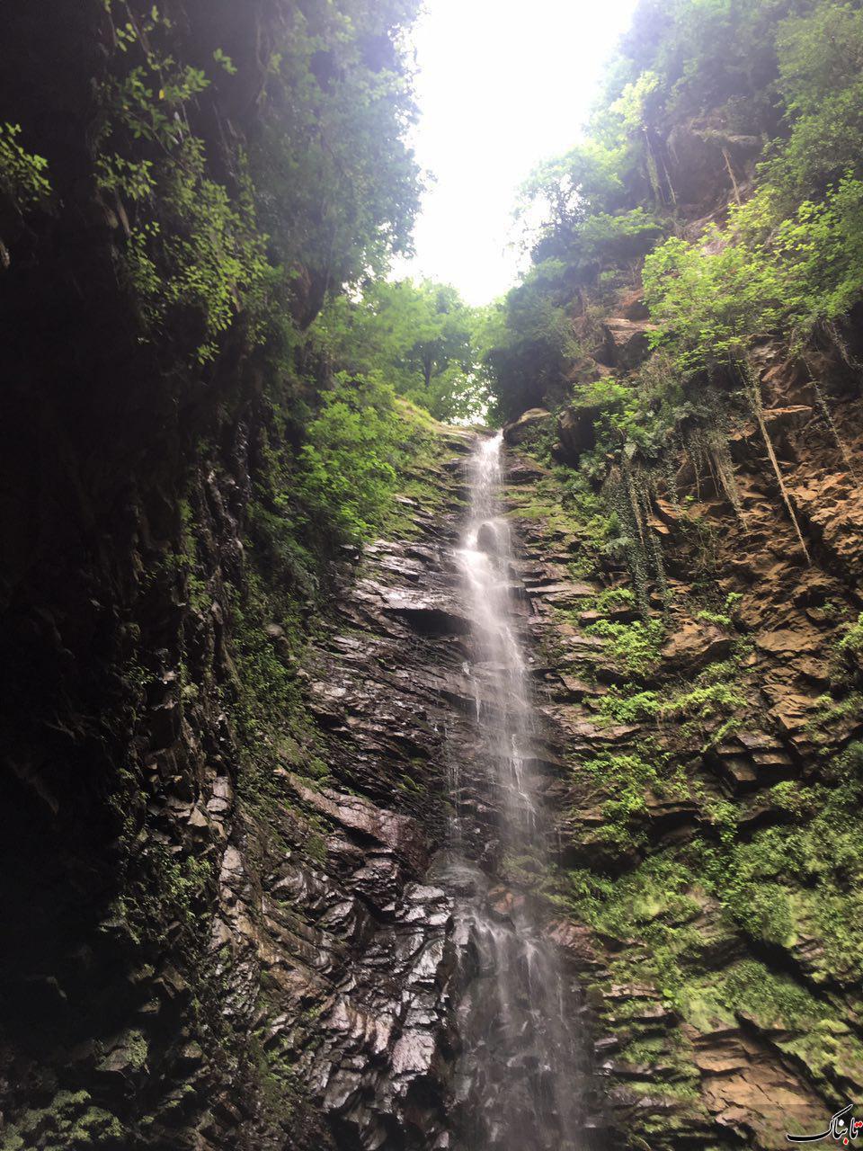 آبشار گَزو لفور مازندران