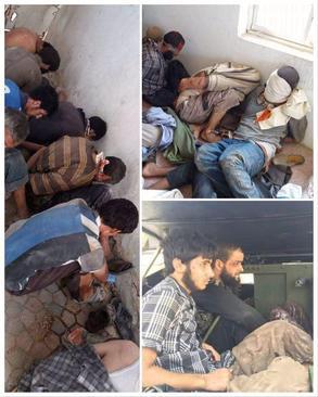 دستگیری 25 داعشی در موصل