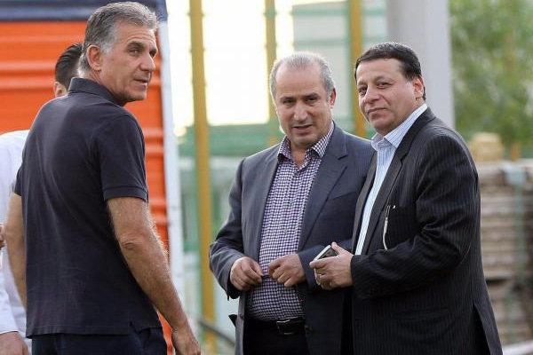 حمله کیروش برکناری اسدی را به تعویق انداخت؟!