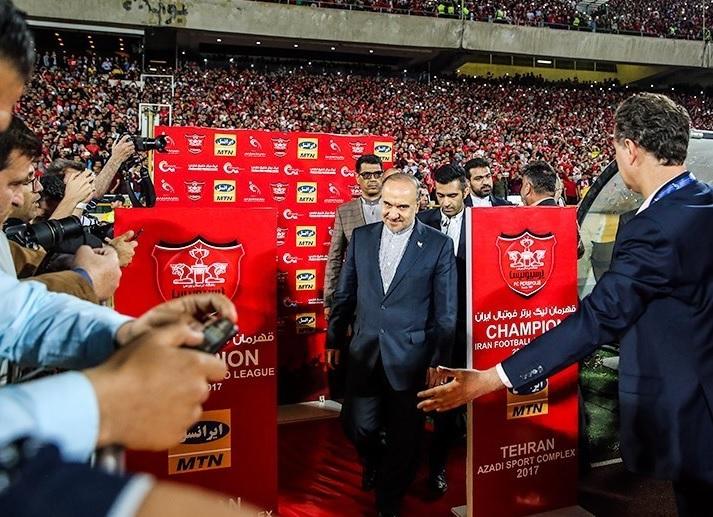 حق پخش 250میلیاردی صداوسیما به وزارت برای کل ورزش ایران/سهم فوتبال چقدراست؟