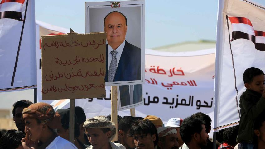 رایزنی امارات با ولیعهد جدید عربستان برای کنار زدن منصور هادی از قدرت در یمن