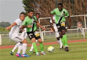 اولین بازی کاوه رضایی با پیراهن شارلروا بلژیک