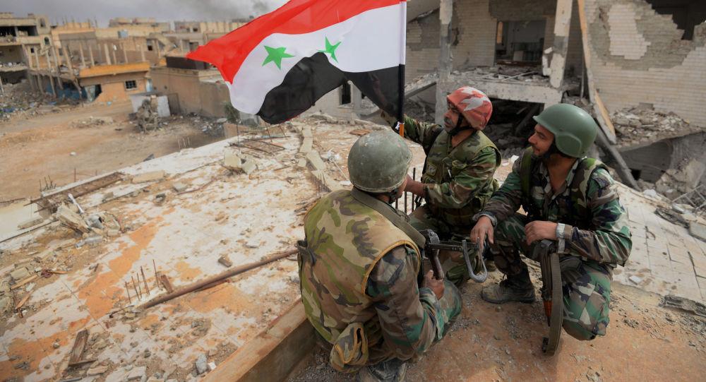 تعداد کل تروریست های کشته شده در سوریه از ابتدا تاکنون/درخواست فوری آمریکا از ایران/ قرار گرفتن جنوب الرقه در دستان ارتش سوریه/  تشدیددرگیریها در جنوب افغانستان