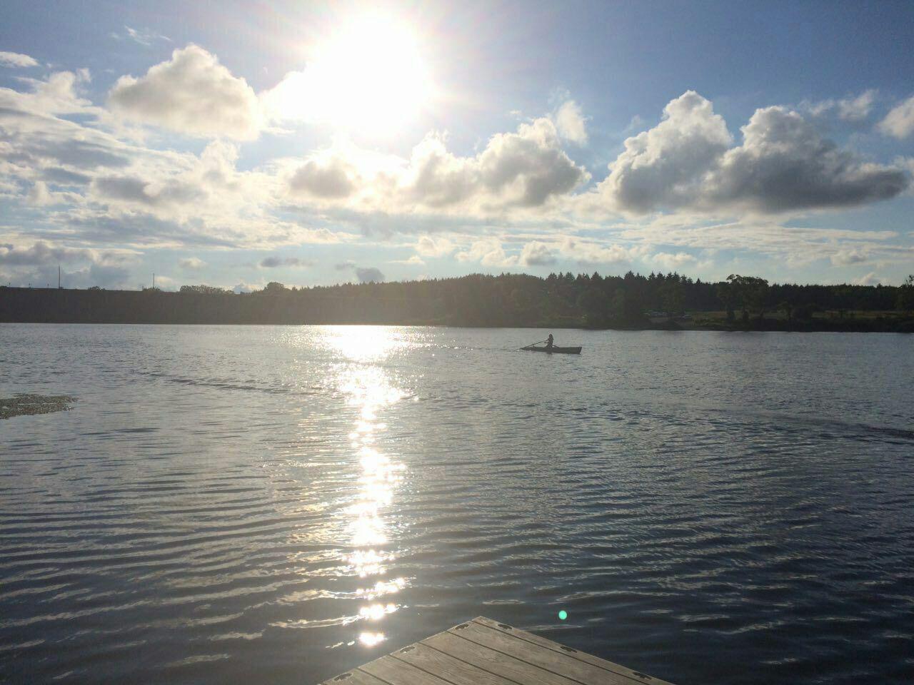 طبیعت انتاریو-کانادا،دریاچه Fanshawne