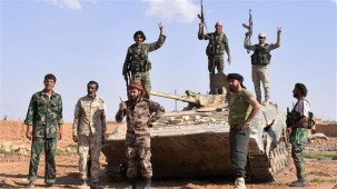 Syrian army advances against terrorist positions in various parts of the country