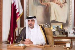 Qatar Emir breaks silence on Gulf feud, is open to dialogue