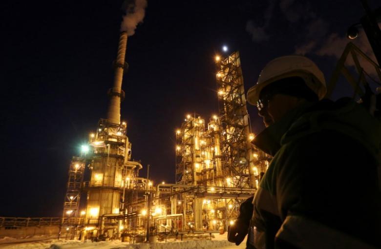 قیمت نفت به بالاترین حد خود در دو هفته گذشته رسید