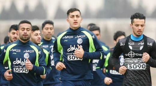سه بازیکن استقلال تهران رسما محروم شدند
