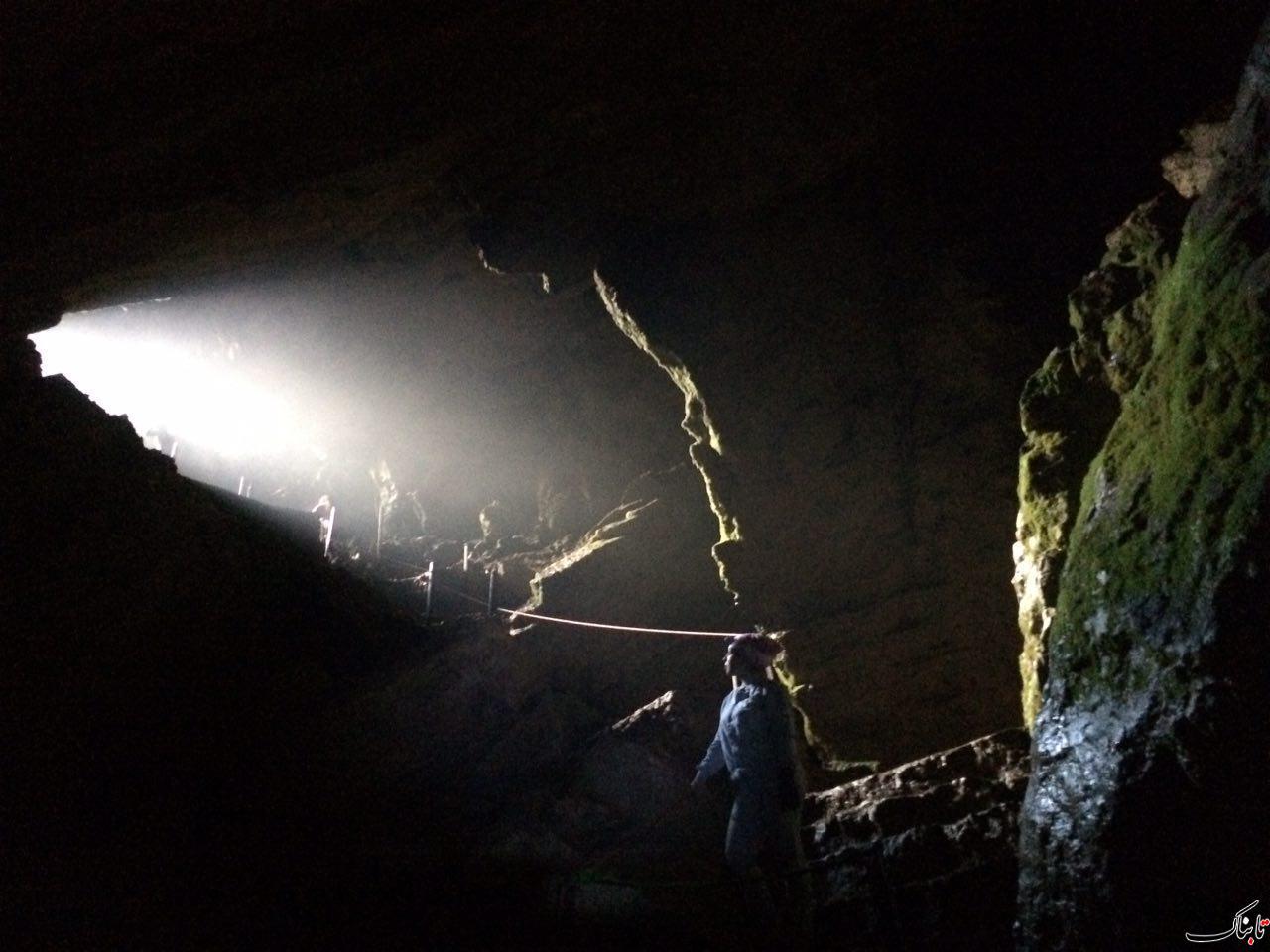 غار بورنيك، فيروز كوه