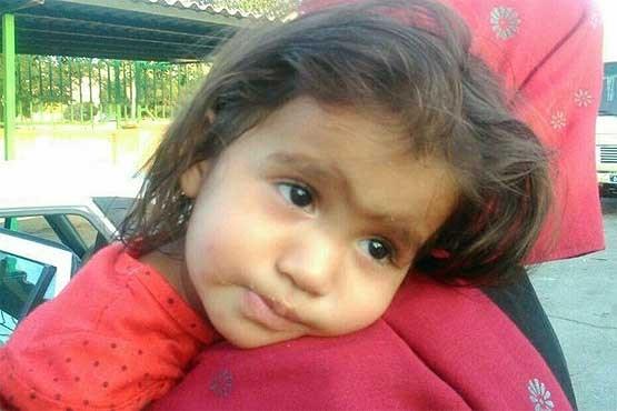 ملیکای کوچولو در اصفهان پیدا شد