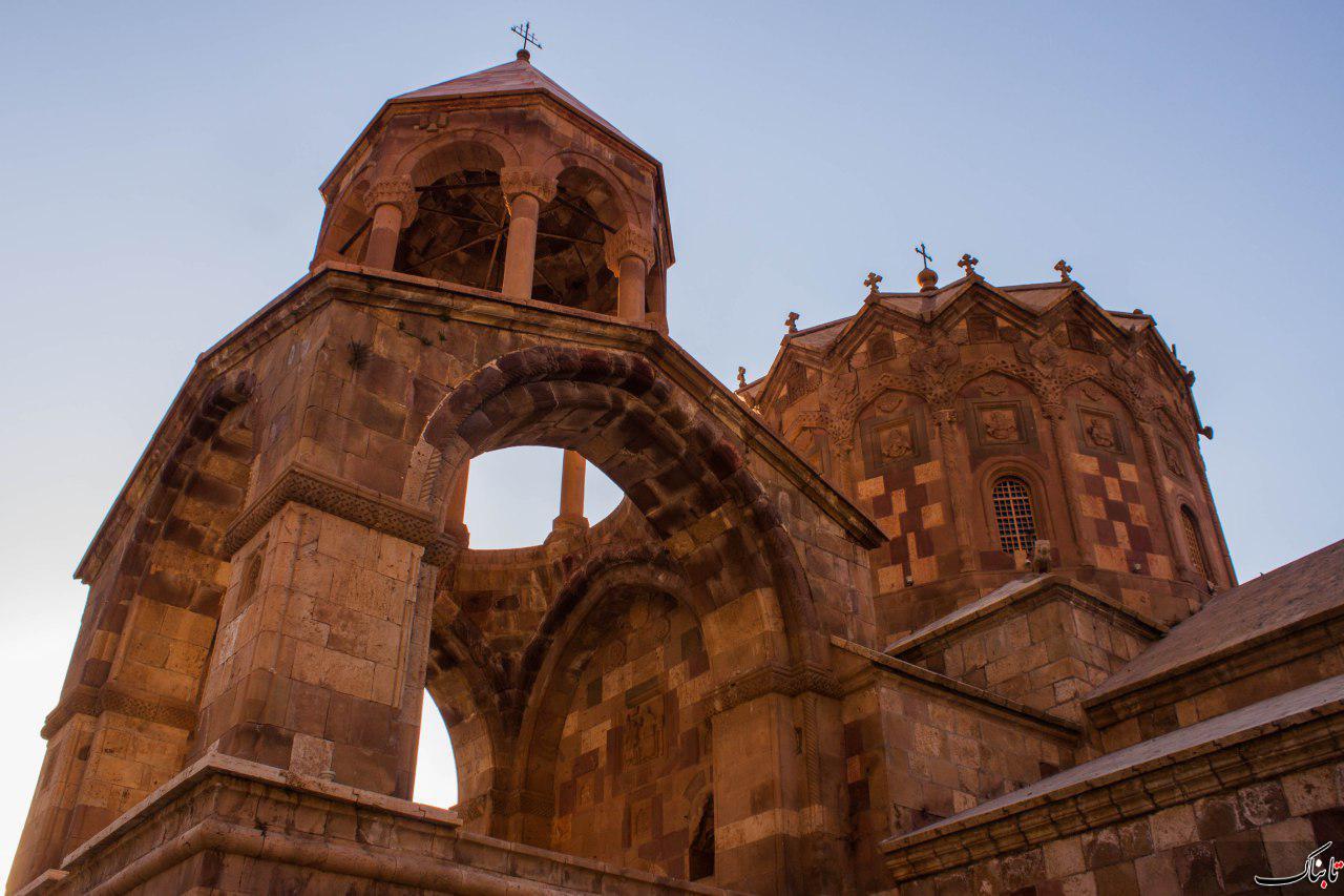 کلیسای سنت استپانوس جلفا