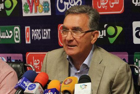 بیانیه تابناک ورزشی درخصوص سوال غیرحرفه ای درنشست خبری برانکو