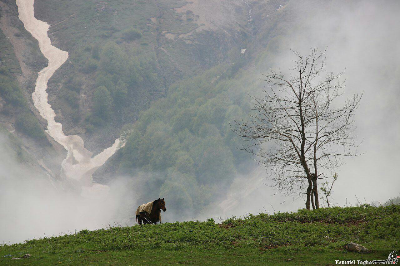 ارتفاعات ماسال,گیلان