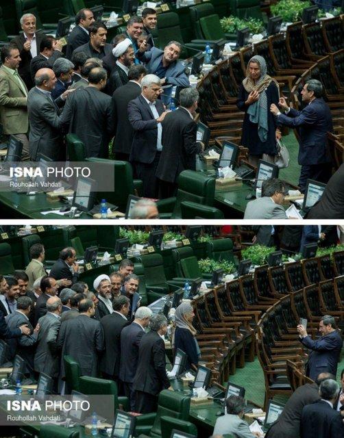 عذرخواهی نماینده شیراز بهخاطر سلفی حاشیهساز