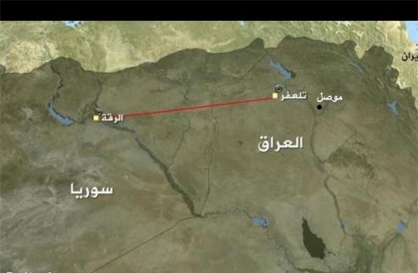 تسلط کامل جبهه النصره بر شهر ادلب با بیرون راندن گروه احرار الشام/فرار  داعشی ها از تلعفر/ تیراندازی در سفارت رژیم اسرائیل در اردن