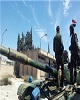 تسلط ارتش سوریه بر مرز این کشور با اردن