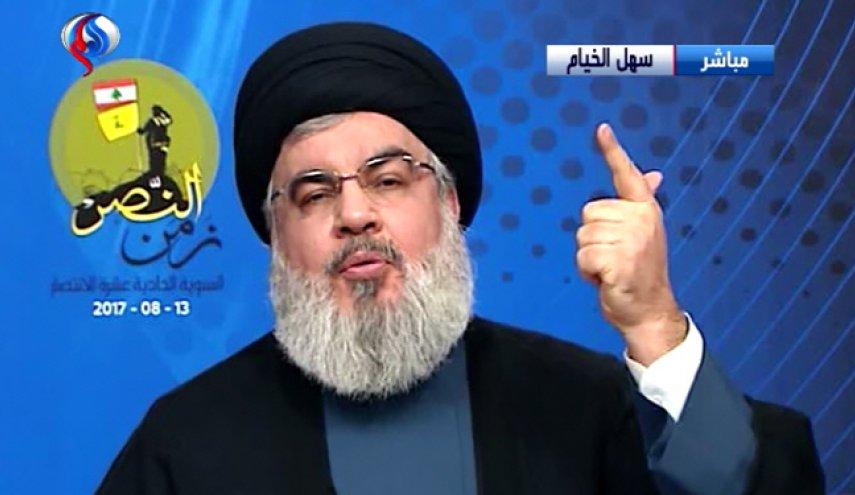 نصرالله: شکست بعدی اسرائیل شدیدتر خواهد بود