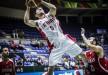 تصاویر بازی بسکتبال ایران 83 - اردن 71